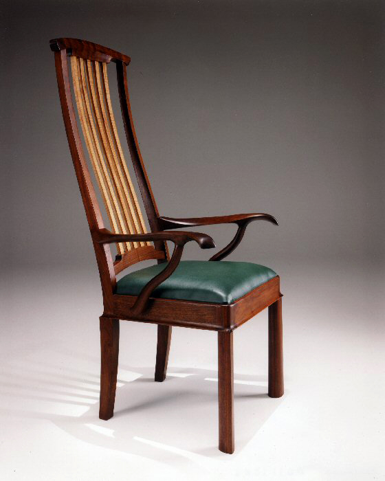 Armchair Dining Chair by Ray Kelso
