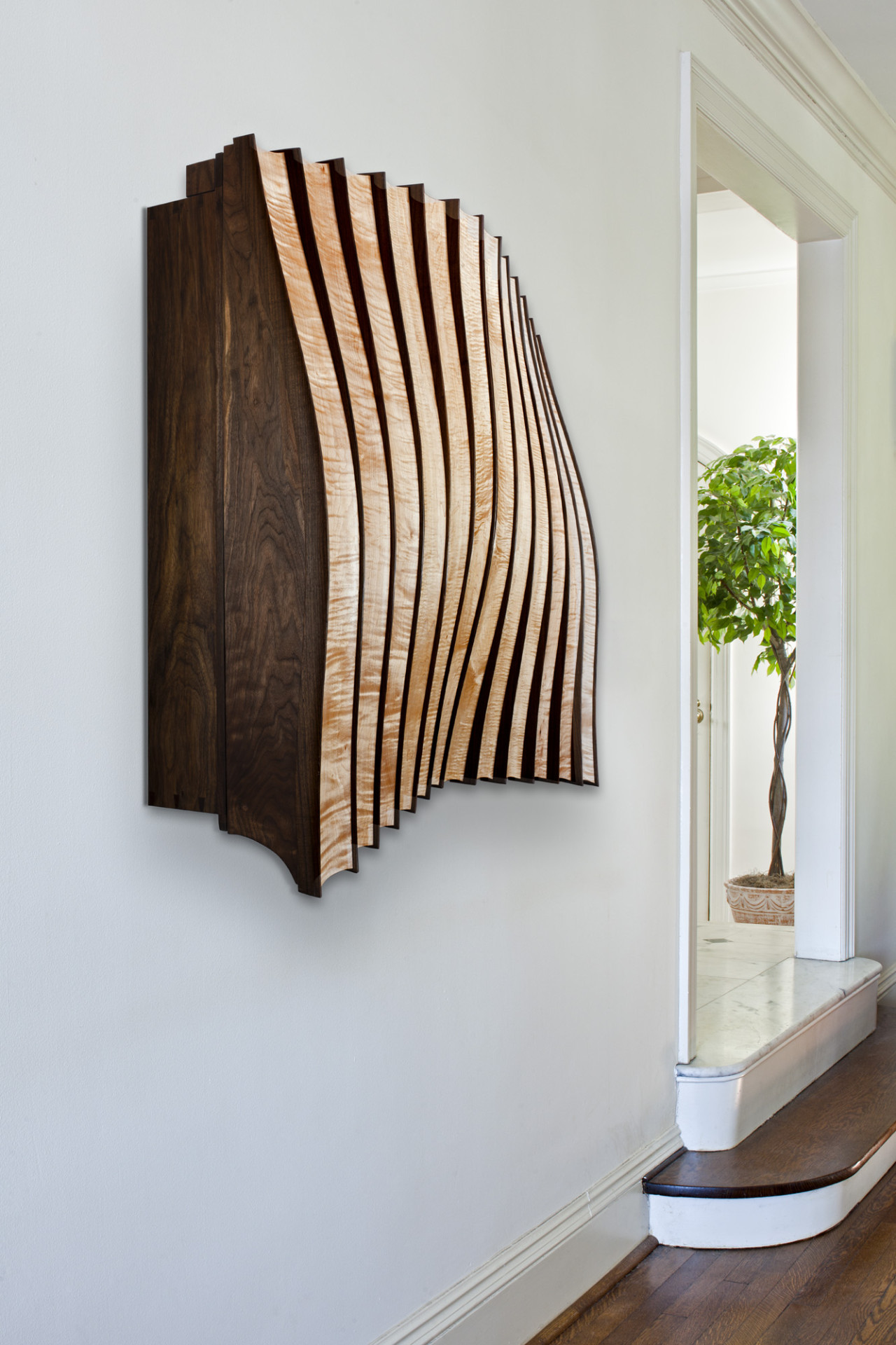 Wall Cabinet by Ray Kelso