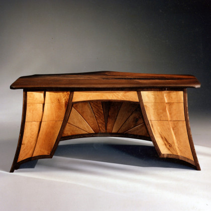 Walnut Desk Feature Image Ray Kelso