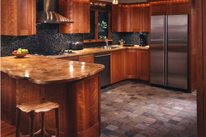 Custom Kitchen, feature image, by Ray Kelso