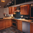 Custom Kitchen, view 3, by Ray Kelso