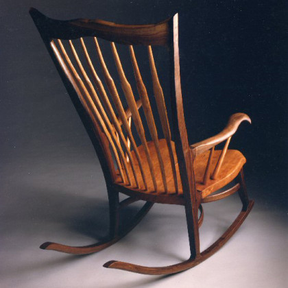 Rocking Chair by Ray Kelso